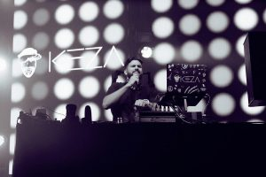 DJ Keza concert World trade Centre Dubai 1