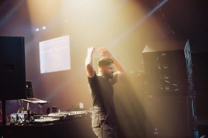 DJ Keza concert World trade Centre Dubai