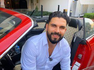 Les Anges 12 NRJ avec le parrain DJ Keza à Dubai